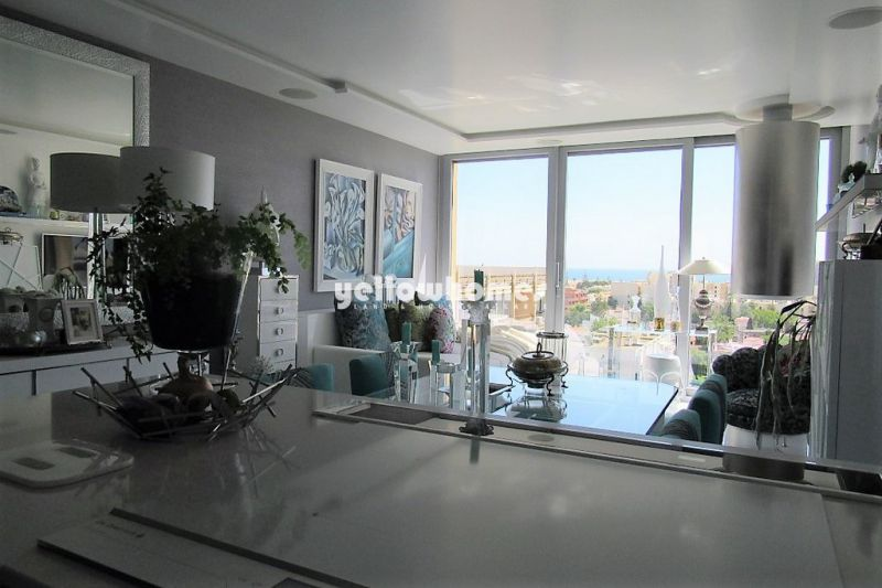 Spectacular studio apartment with sea views in Vilamoura